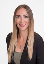 Tania Vigario, estate agent