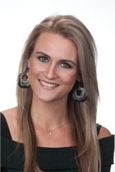 Angela Brummer, estate agent