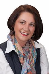 Elanza Kritzinger, estate agent