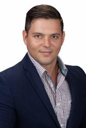 Louis van Zyl, estate agent